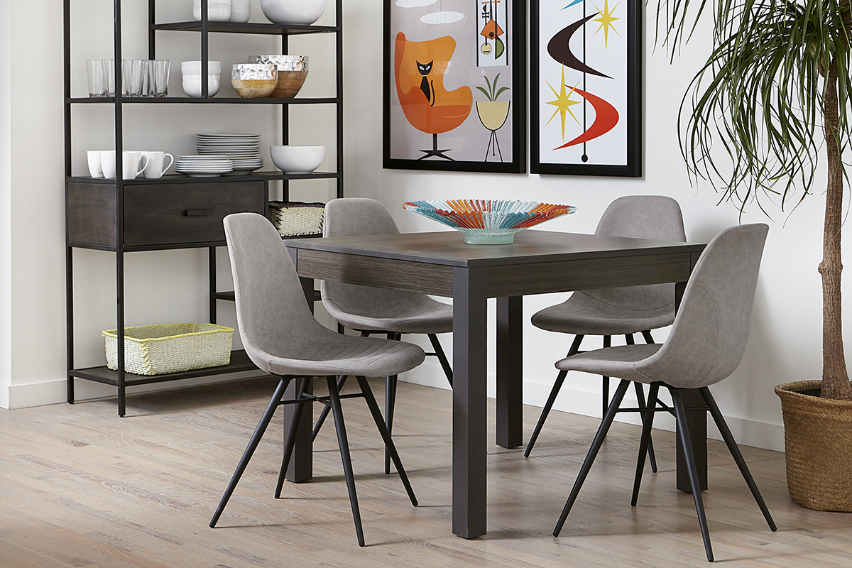 Dorian Dining Room with Keagan Chairs