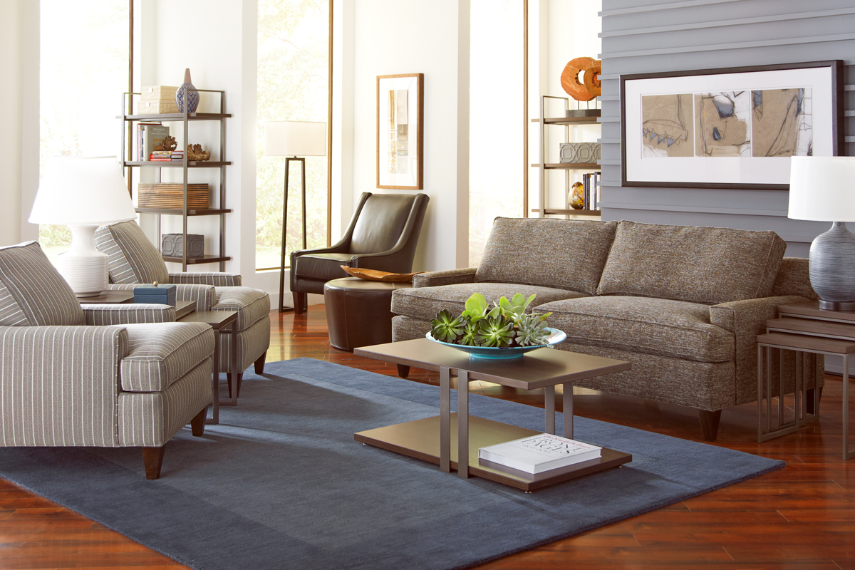 Chelsey Living Room with Conal Tables